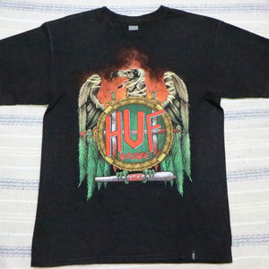 Rare HUF Legalization Tour Cancelled Dates T-shirt